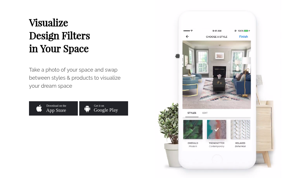 Zillow Leads 48m Funding Round For Virtual Interior Design App Best Zillow Home Design