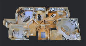 Matterport lands $5M funding round to beef up its 3D real estate imagery