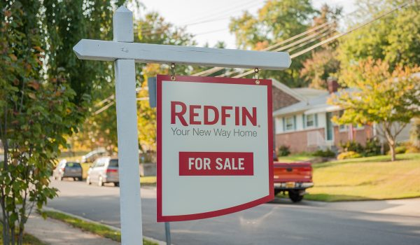 Redfin shares jump 44 percent following IPO launch