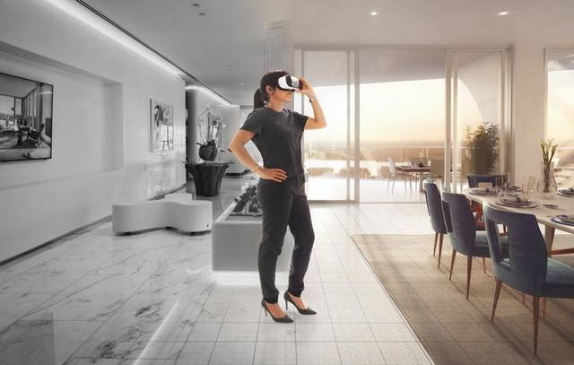 Virtual reality tech is set to become a key part of real for Online house tours