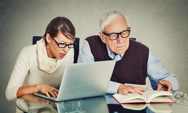 Resultado de imagem para baby boomers e millennials