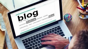 blogging for the web