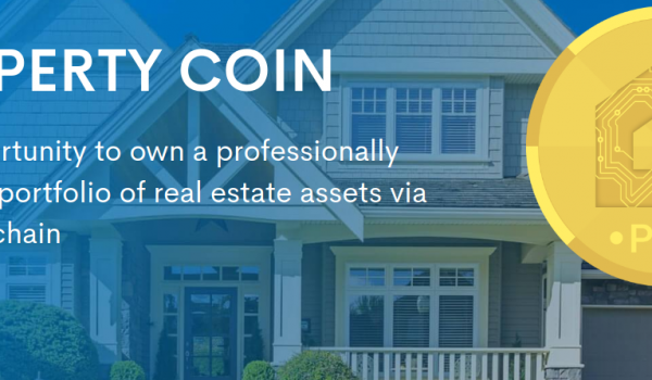 Aperture launches Property Coin, the first crypto backed by real estate assets