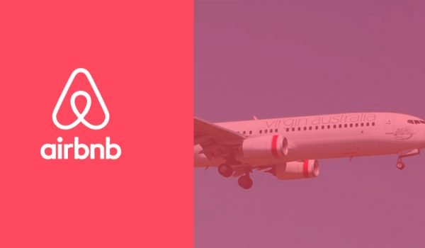 Airbnb hints at plans to start its own airline