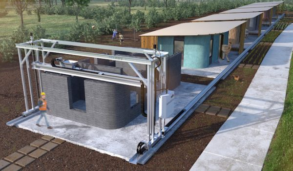 New Story bids to solve world's housing shortage with 3D printed homes