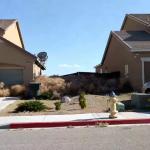 California & Utah homeowners fight tumbleweed invasion