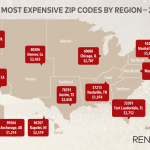 RentCafe reveals the most expensive – and most affordable – ZIP codes for renters