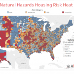 Surprisingly, home values in disaster-prone areas appreciate faster than others
