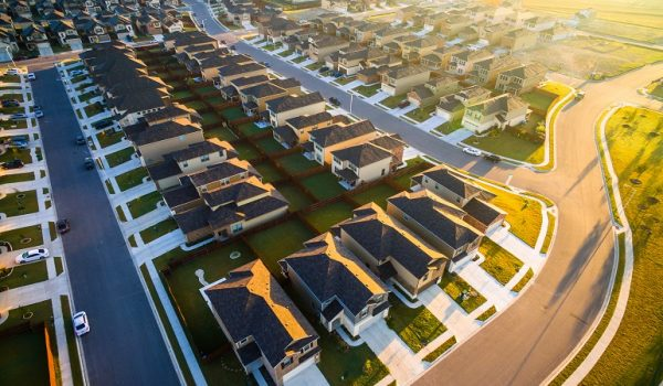 Suburbs are less affordable than urban areas in the largest U.S. metros, study finds