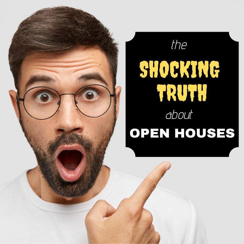 the shocking truth about open hopuses