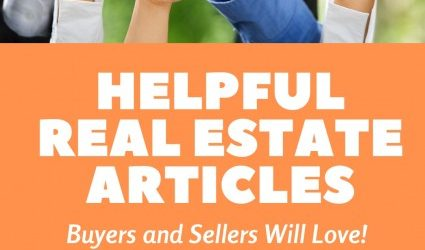 Helpful Real Estate Articles