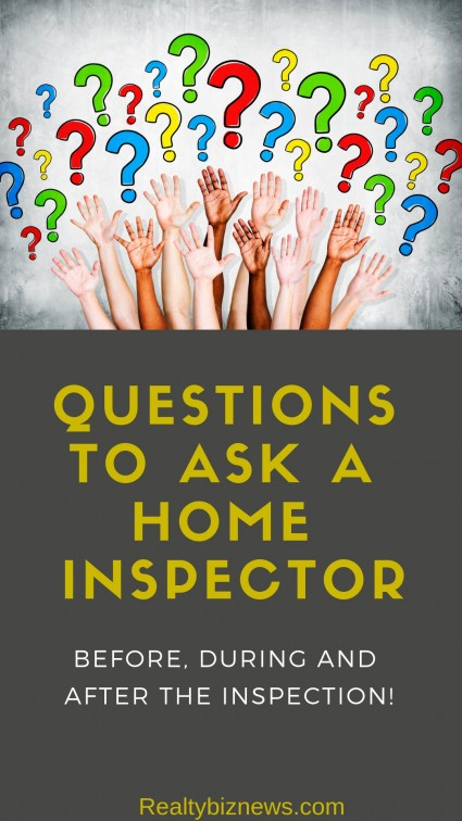 What Are The Most Important Questions to Ask a Home Inspector?