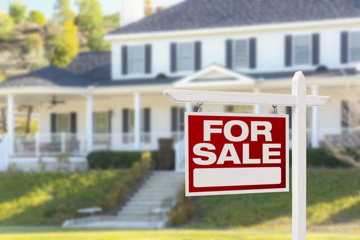 For the first time in 7 years, U S  home values fall