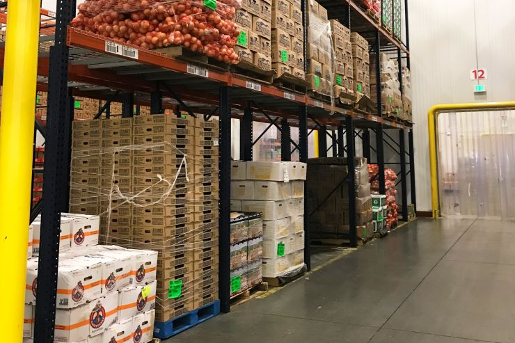 Cold storage grows hot as more grocery shoppers go online