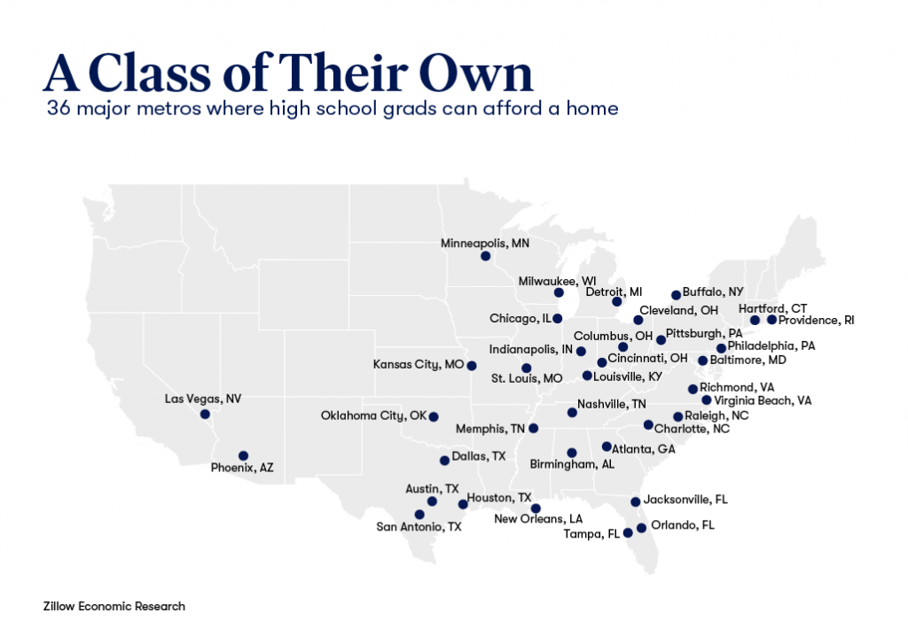 Zillow highlights 36 metros where high grads can afford a ... on walmart map florida, google map florida, trulia map florida, mapquest map florida, apple map florida, craigslist map florida, local map florida, bing map florida, mls map florida, real estate map florida,