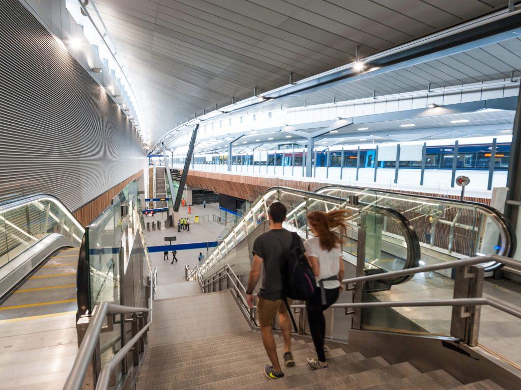 London Bridge Station - Courtesy Grimshaw