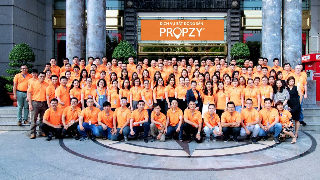 The Propzy team