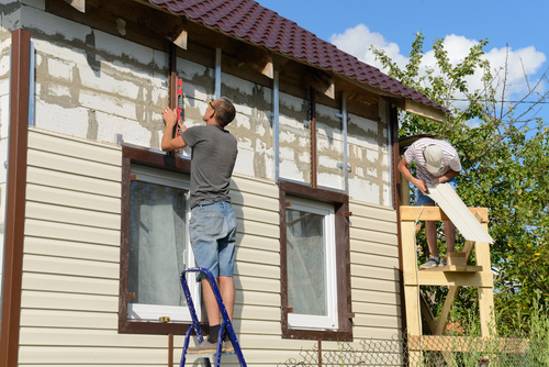 Home siding replacment