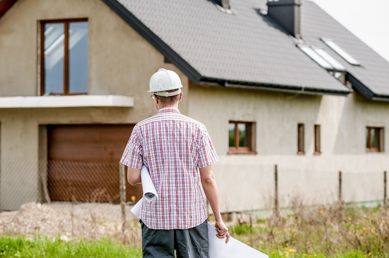 Architect for home building
