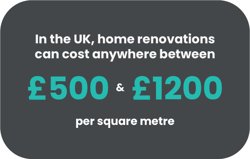 UK home renovation