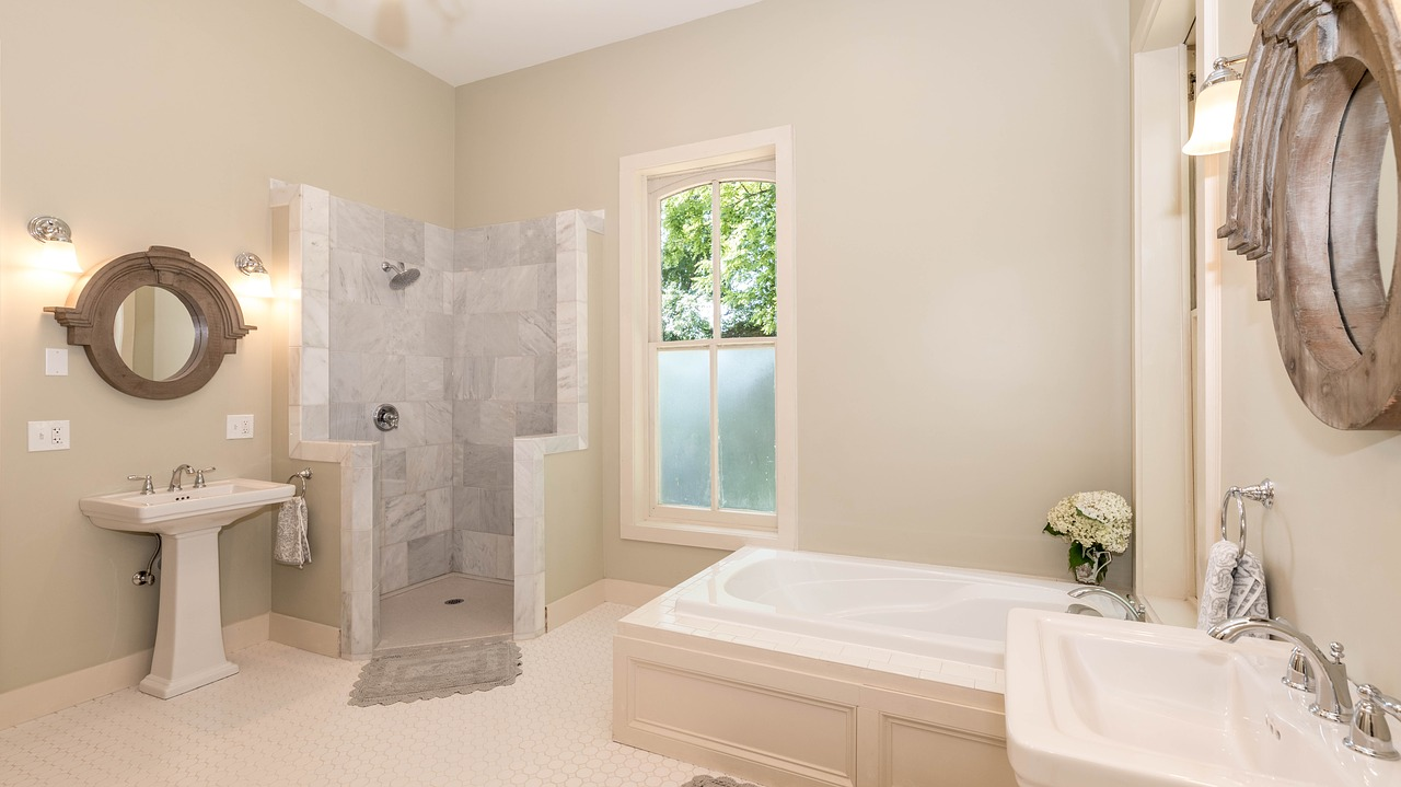 Showers Reign In Master Bathroom Remodels Houzz Study Finds