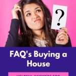 FAQ's Buying a House