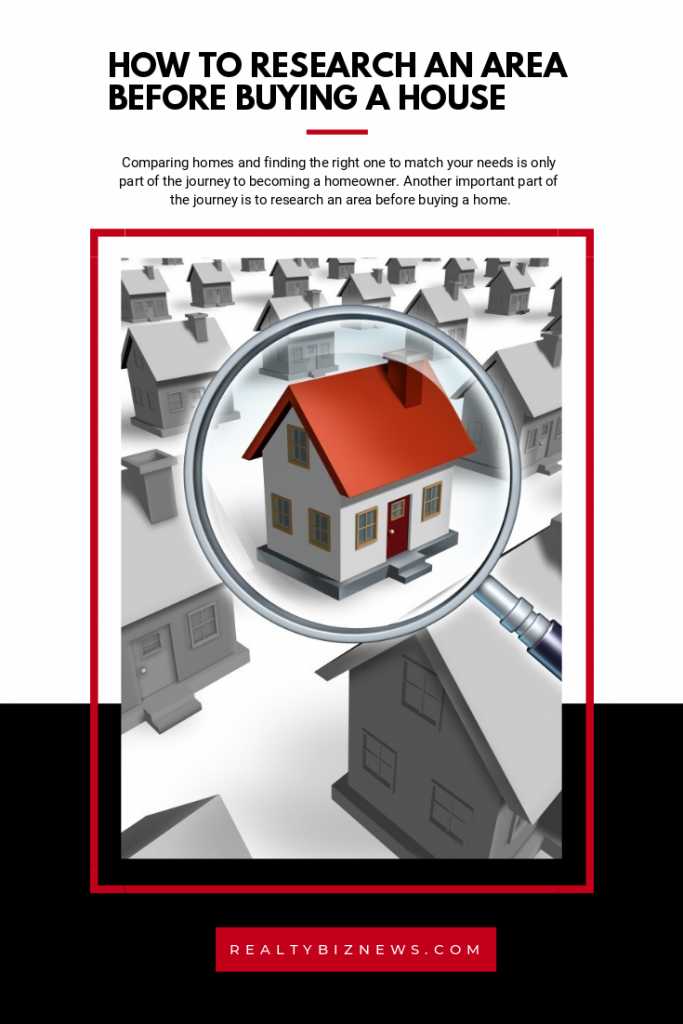 How to Research an Area Before Buying a House
