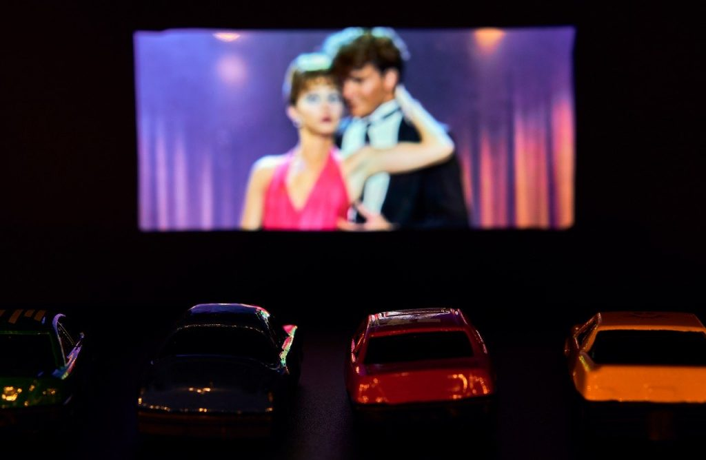 Drive In Cinemas Make A Comeback In Empty Parking Lots Realtybiznews Real Estate News