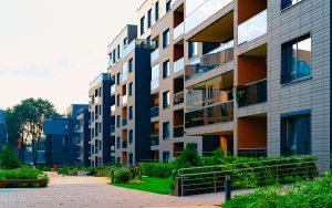 Buying a condo in a mide rise condo complex