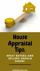 House Appraisal Tips