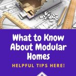 What to Know About Modular Homes