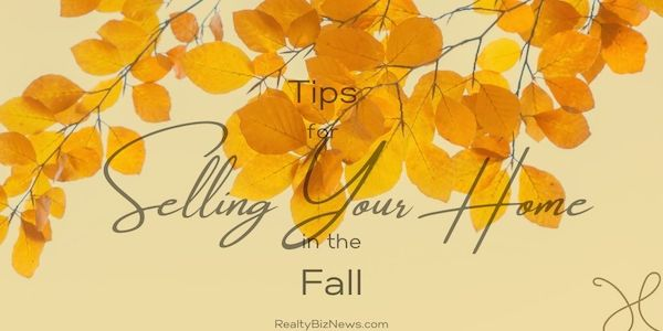 tips for Selling a Home in the Fall