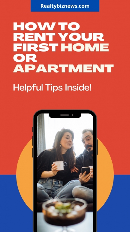 Rent Your First Home or Apartment