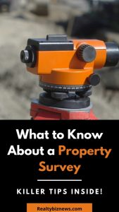 What is a Land Survey