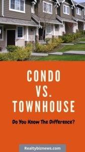 Condo vs. Townhouse