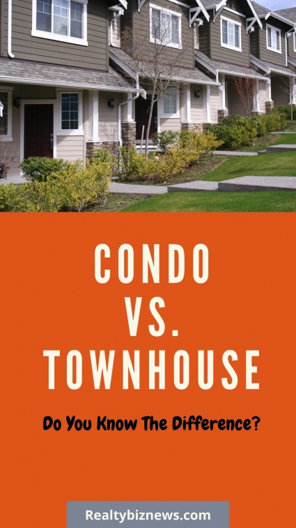 Condos vs. Townhouses