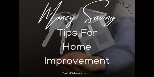Money Saving Tips for Home Improvement
