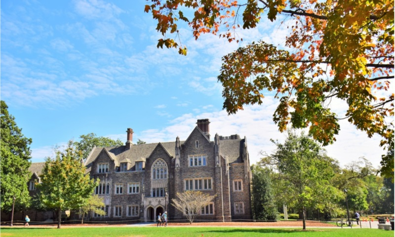 ancient building duke university