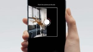 3D capture to the iPhone