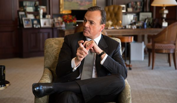 Rick Caruso's real estate firm now accepts bitcoin