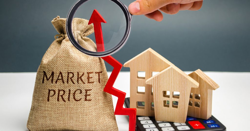 National Home Prices on the Rise