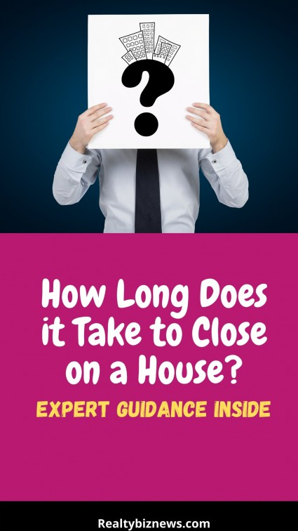 How long does a house closing take?