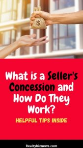 What is a seller concession