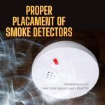 proper placement of smoke detectors