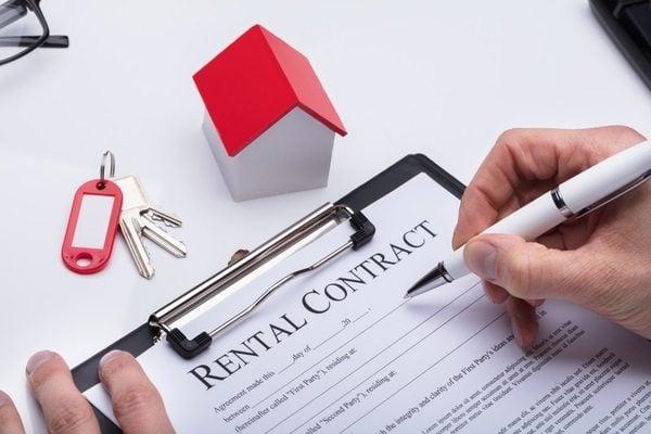 human filling rental contract
