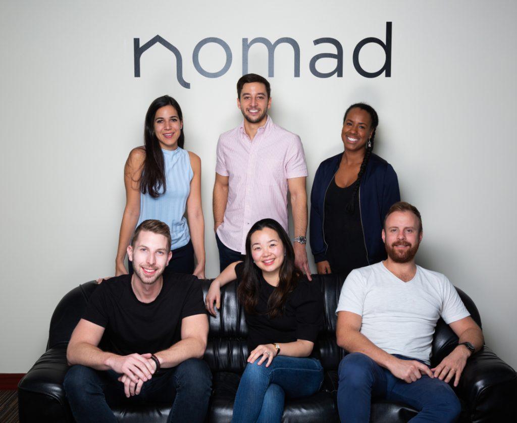 Nomad Homes team