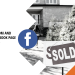 How to Groom and Grow a Facebook Page for Realtors blog header.